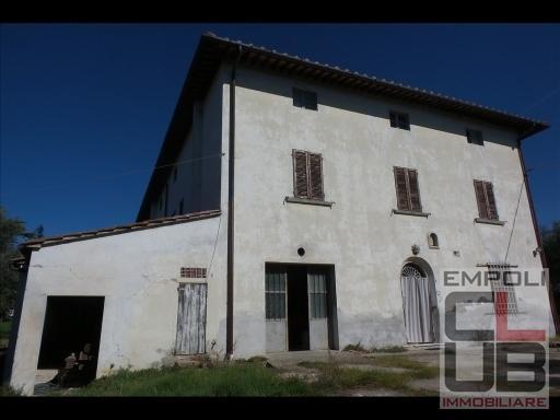 Casa semindipendente in Vendita a Cerreto Guidi (FI)