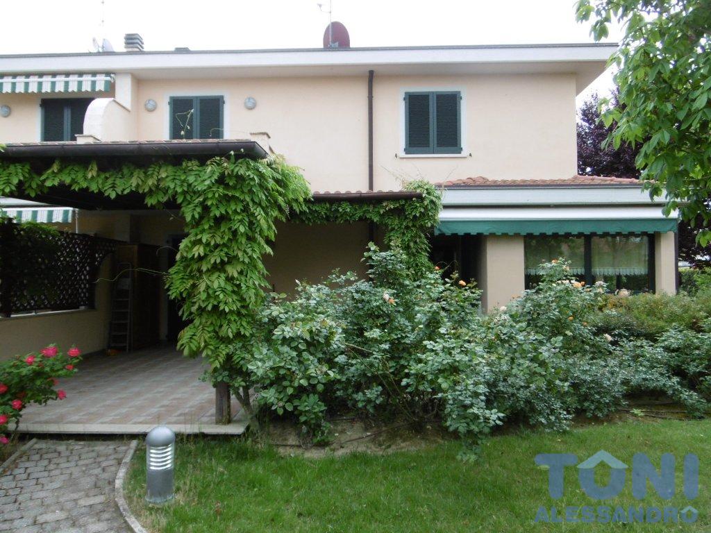 Villetta trifamiliare in vendita a Empoli (FI)