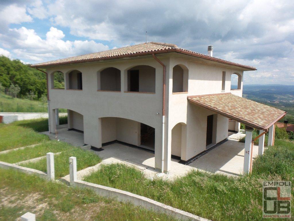 Villetta bifamiliare/Duplex a Montelupo Fiorentino