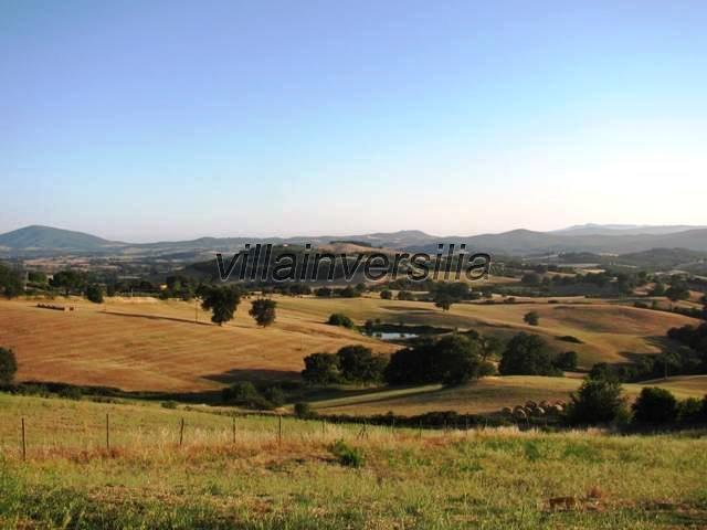 Foto 23/30 per rif. V 2317  villa Manciano