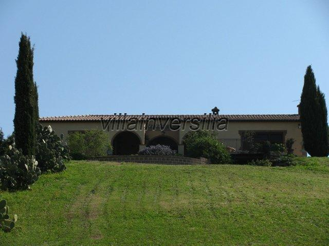 Foto 14/30 per rif. V 2317  villa Manciano