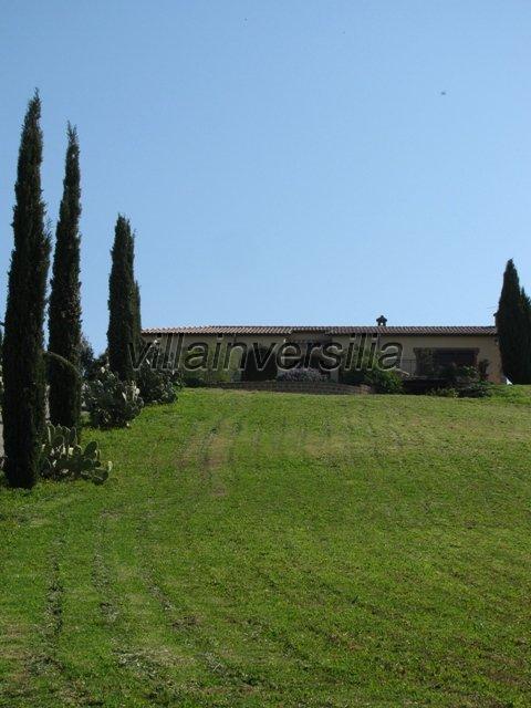 Foto 13/30 per rif. V 2317  villa Manciano