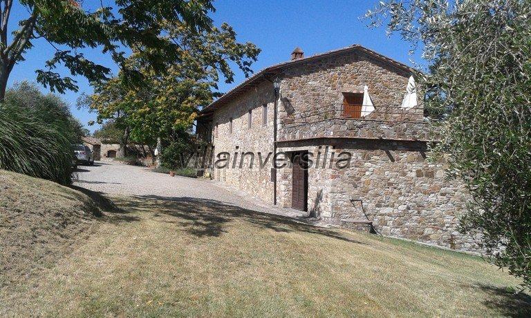 Foto 8/16 per rif. V 3517 vinicola Chianti