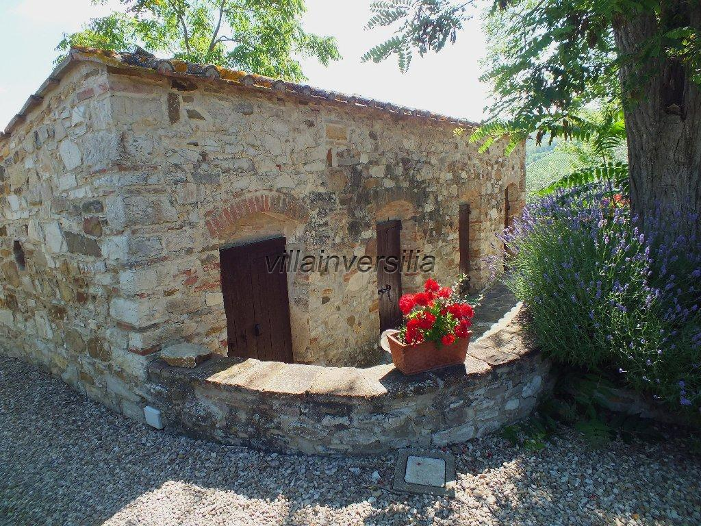 Foto 9/16 per rif. V 3517 vinicola Chianti