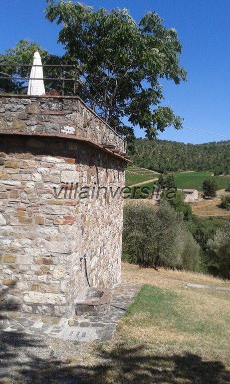Foto 7/16 per rif. V 3517 vinicola Chianti