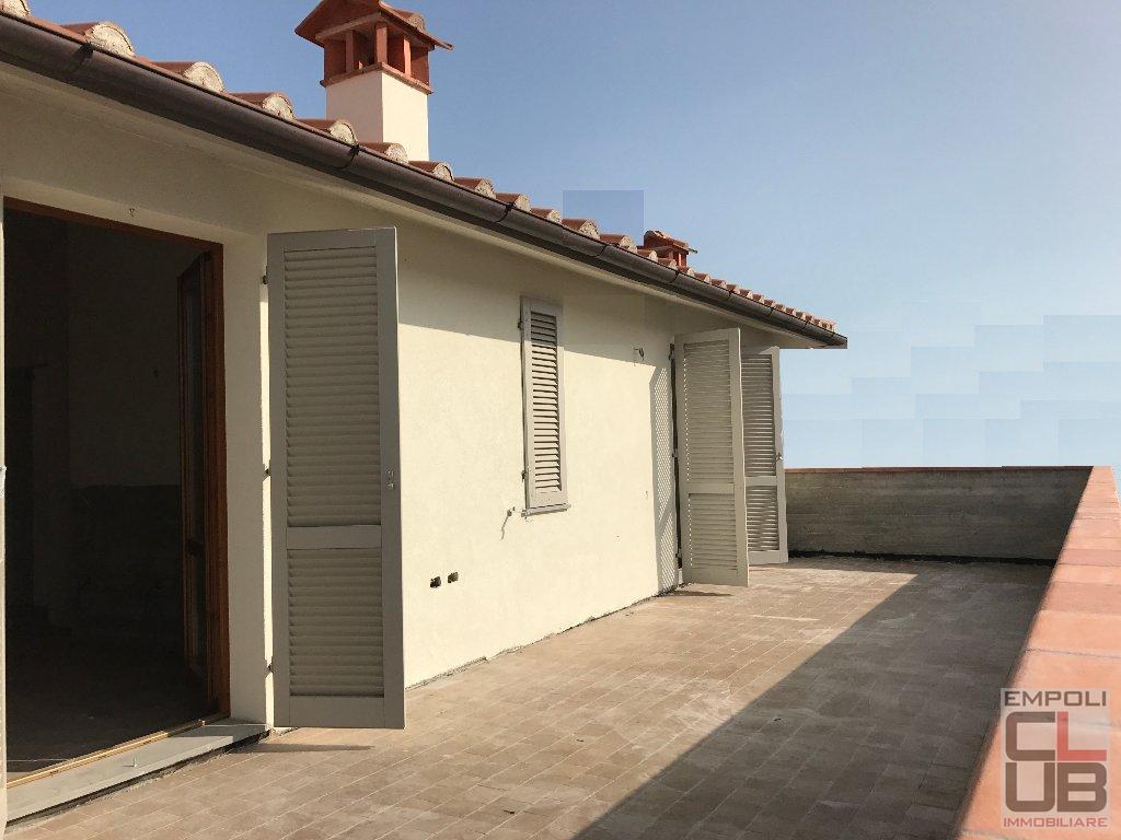Attico/Mansarda in vendita a Cerreto Guidi (FI)