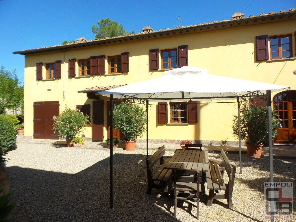 Colonica/casale in vendita a Castelfiorentino (FI)