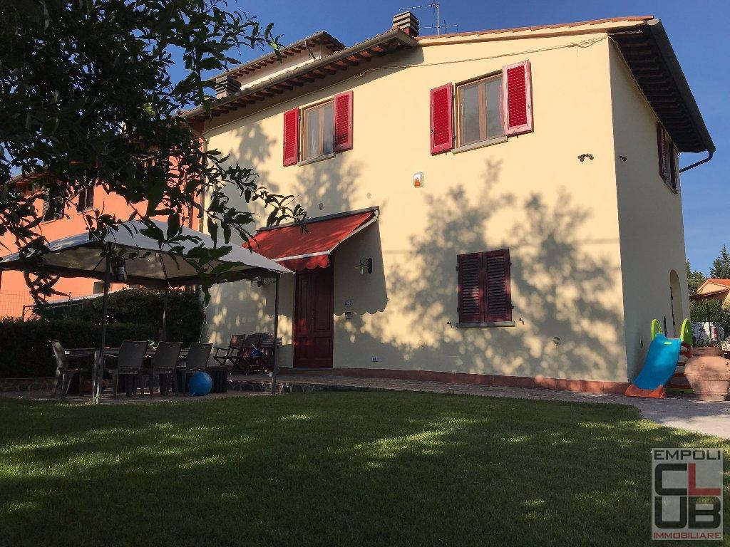 Soluzione Indipendente in vendita a Empoli, 6 locali, prezzo € 310.000 | CambioCasa.it