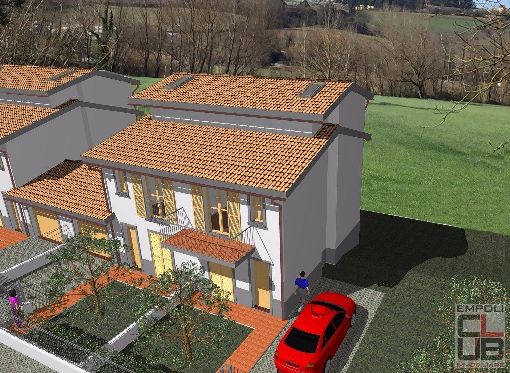 Villa Bifamiliare in Vendita a Scandicci