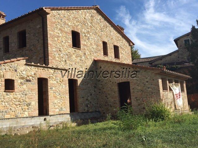 Foto 2/5 per rif. V 9117 casale Toscano