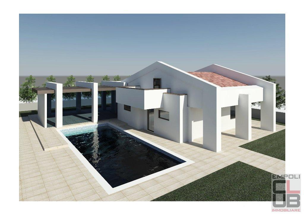 Terreno edif. residenziale in vendita a Montelupo Fiorentino (FI)