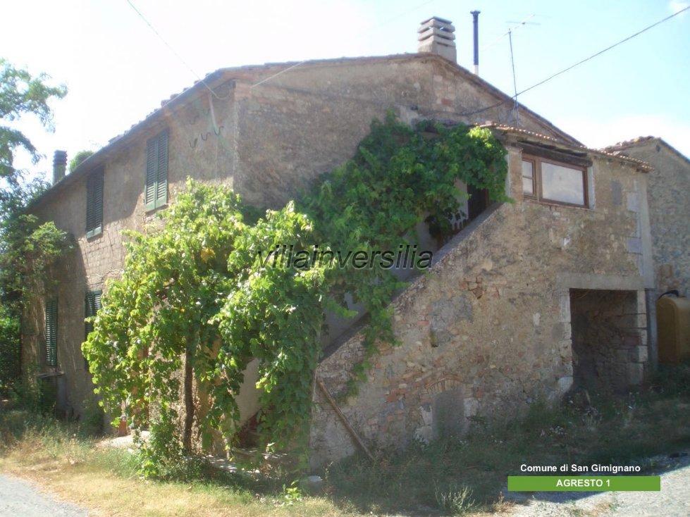 Colonica/casale a San Gimignano
