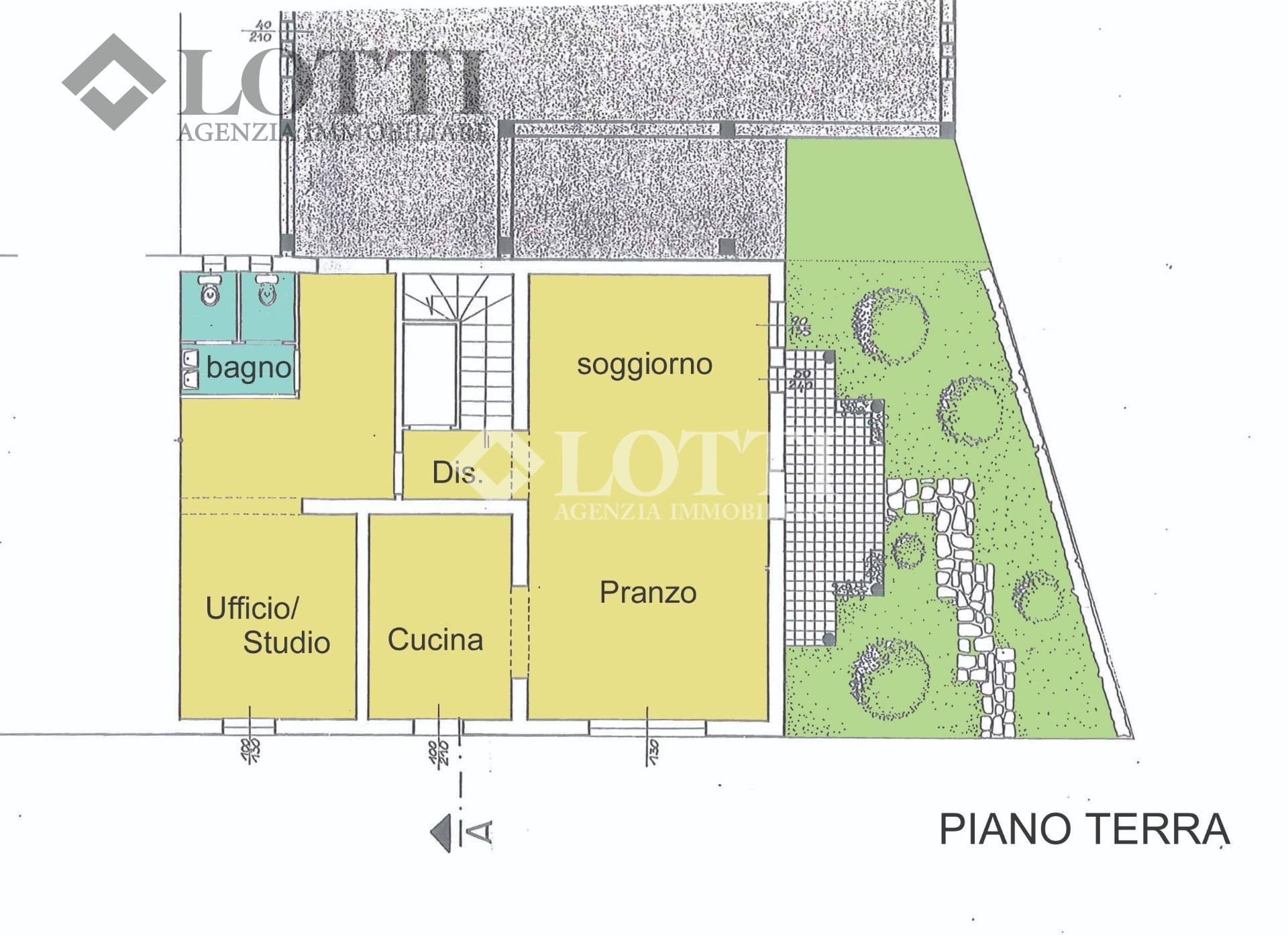 Villetta a schiera in vendita, rif. 558