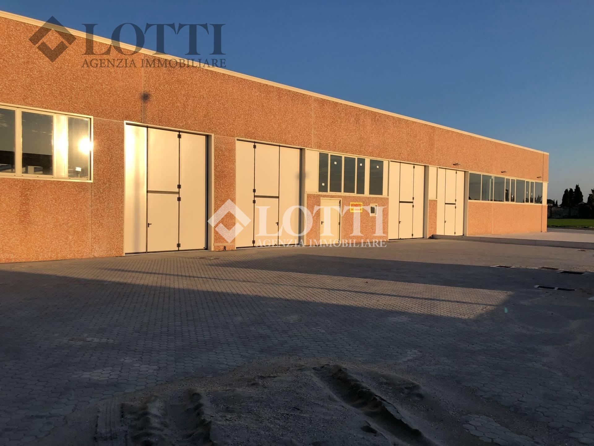 Capannone industriale in Vendita, rif. 622-a
