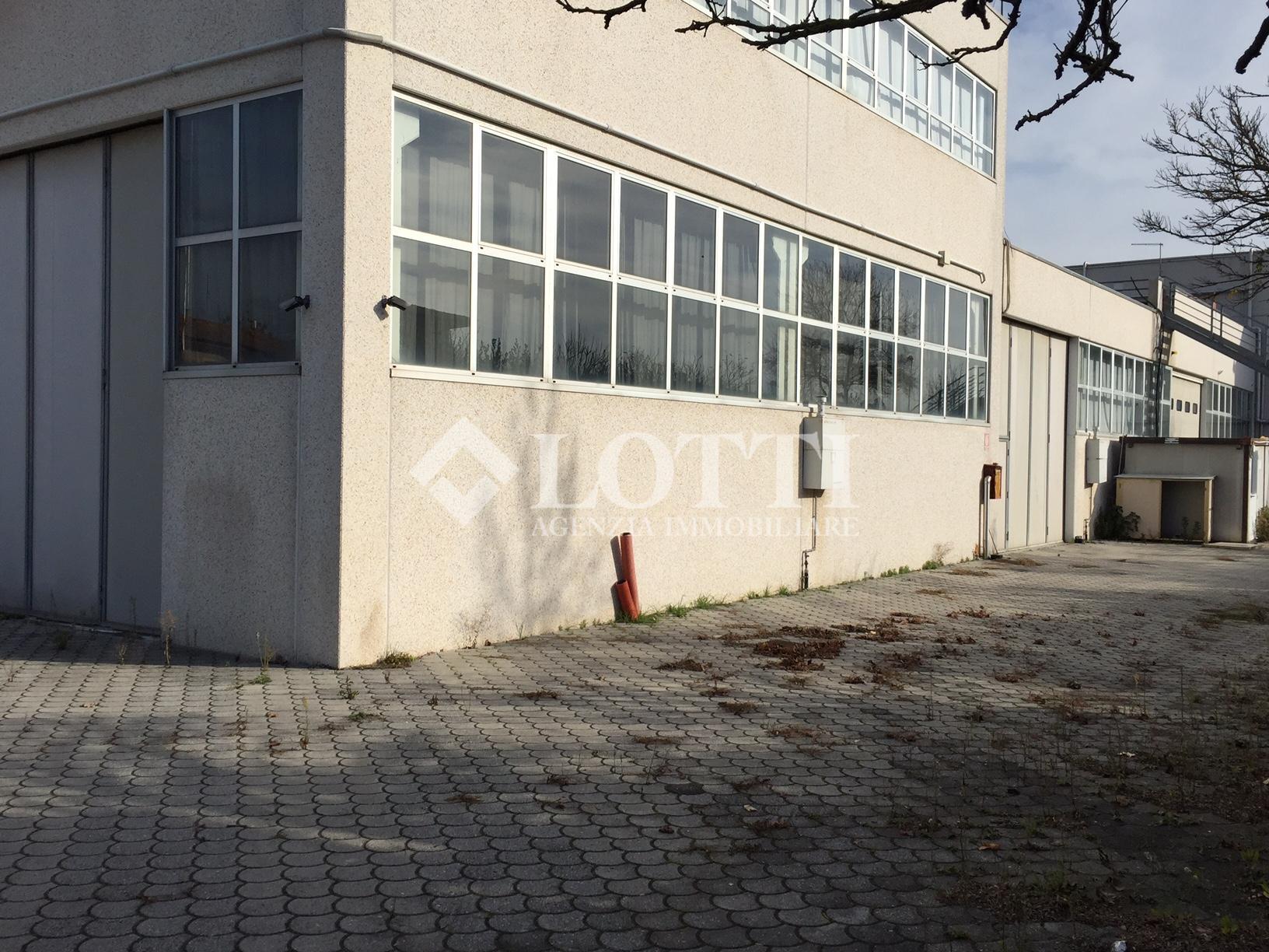 Capannone industriale in vendita, rif. 93-A