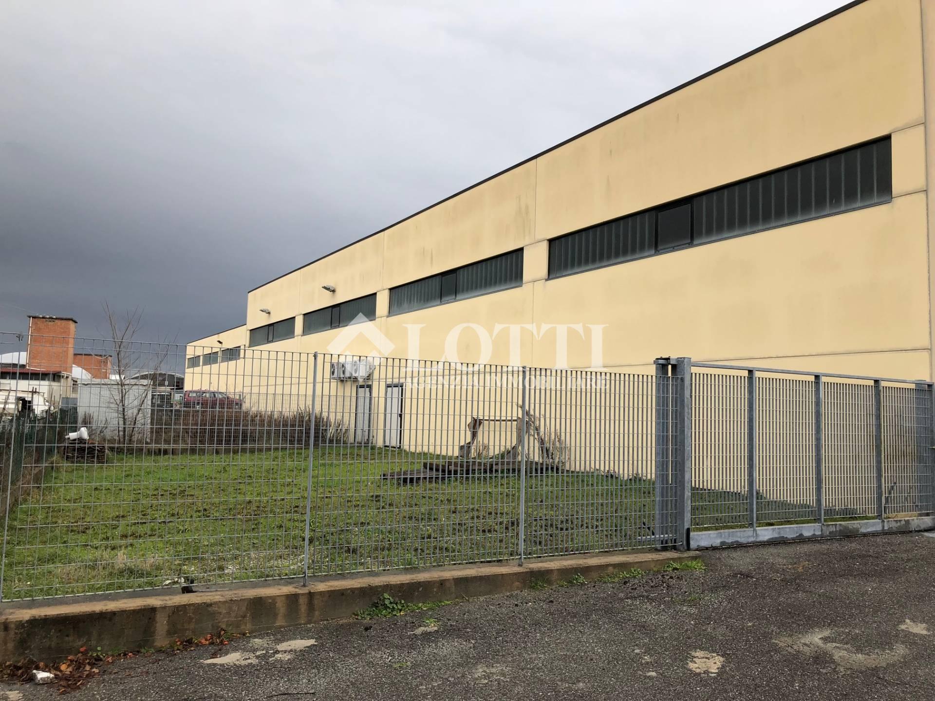 Capannone industriale in vendita, rif. 535-A