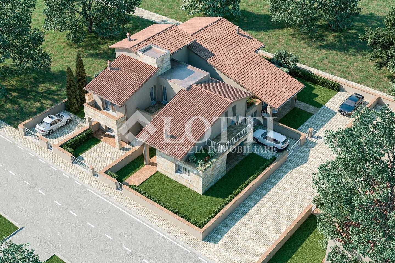 Villetta a schiera in vendita, rif. 472-B