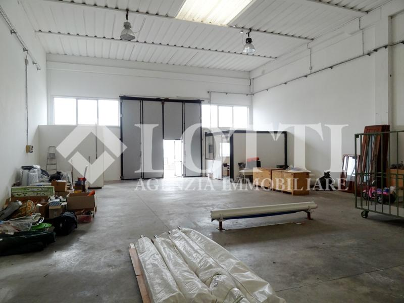 Capannone industriale in affitto a Cascine, Buti (PI)