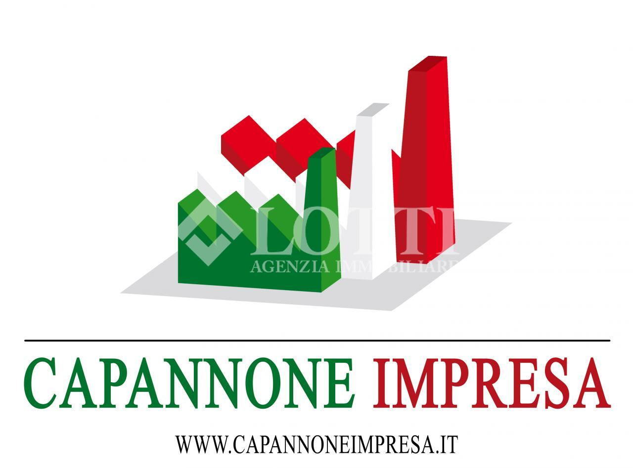 Capannone industriale in affitto commerciale, rif. 382