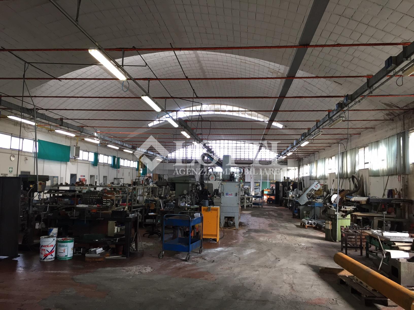 Capannone industriale in vendita a Vicopisano (PI)