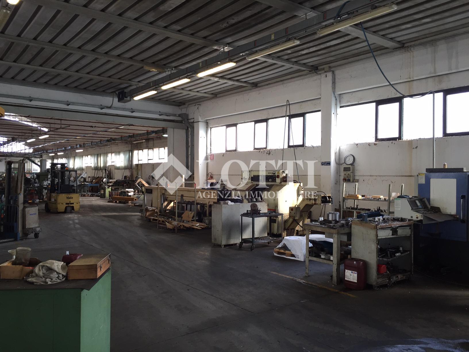 Capannone industriale in vendita, rif. 450