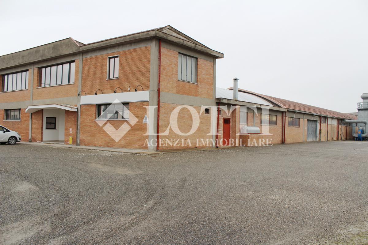 Capannone industriale in vendita a La Rosa, Terricciola (PI)