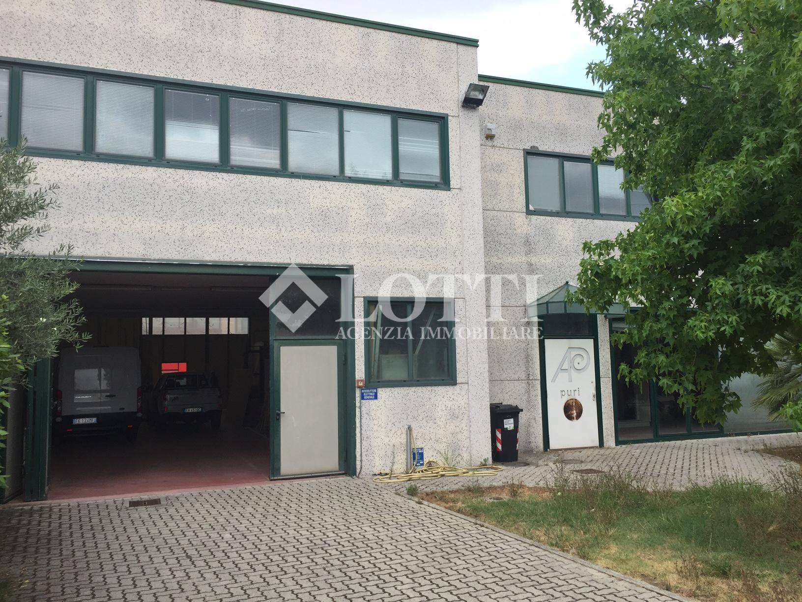 Industrial depot for commercial rentals, ref. 626-A