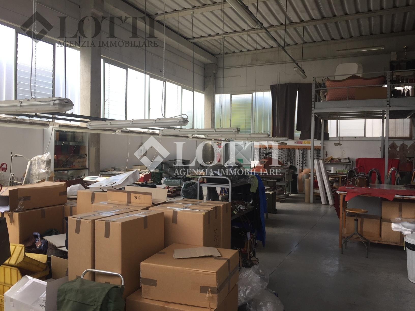 Capannone industriale in vendita, rif. 553