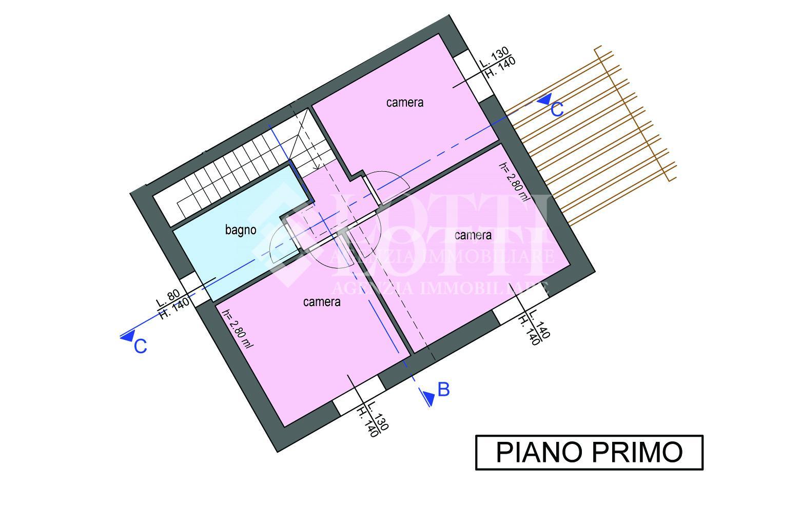 Villetta a schiera in vendita, rif. 481-C