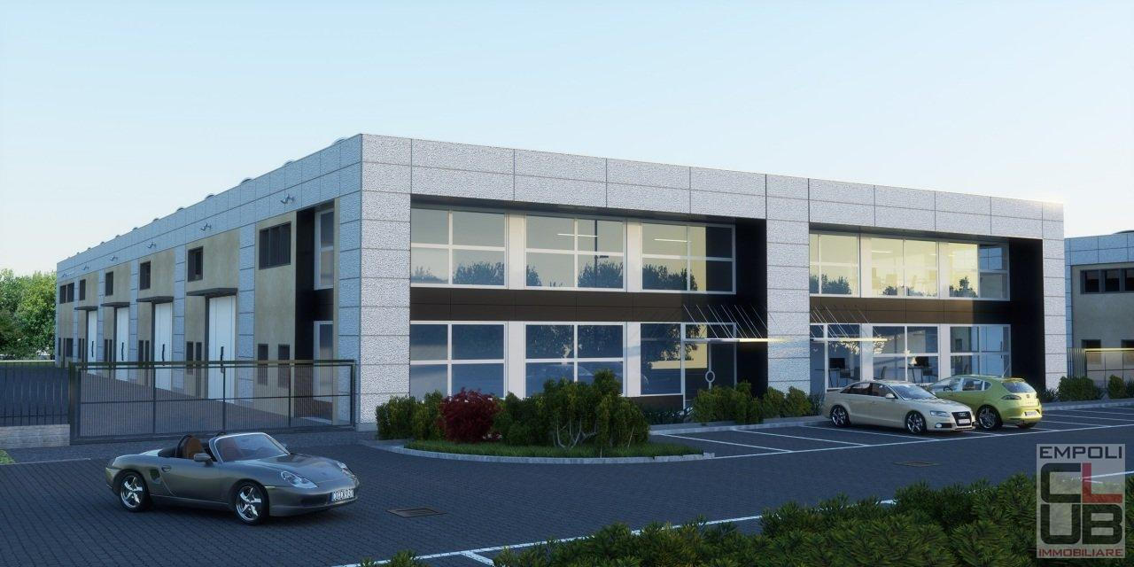Commercial depot for commercial rentals in Empoli (FI)