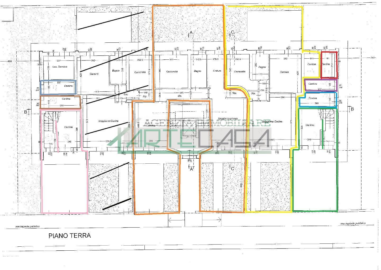 Appartamento in vendita, rif. AC6448