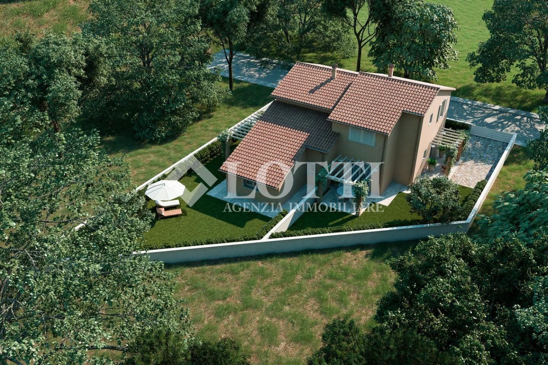 Villetta bifamiliare in vendita, rif. 481-E