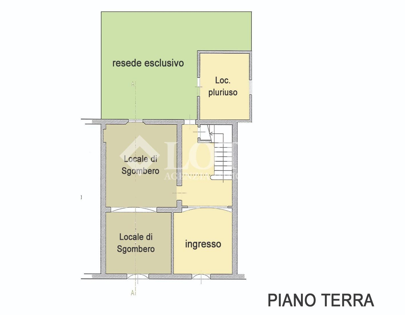 Townhouses for sale, ref. 496