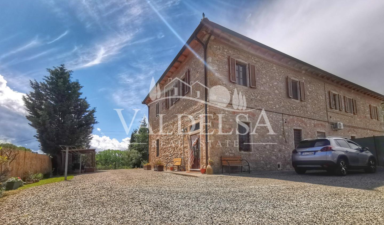 Casale in vendita a Barberino Val d'Elsa (FI)