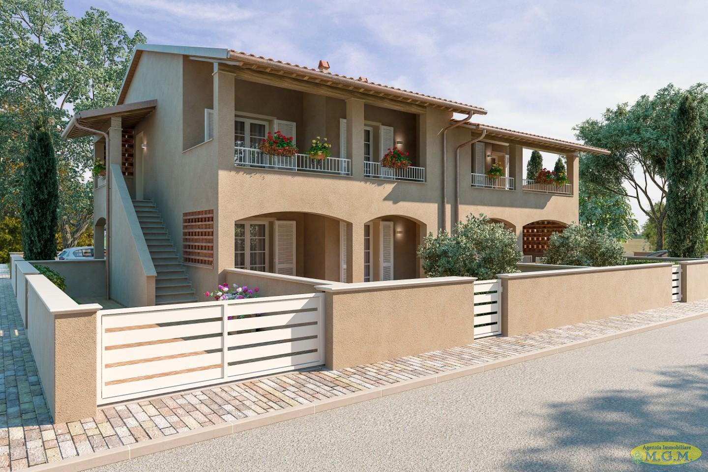 Appartamento in vendita a Bientina, 5 locali, prezzo € 220.000 | PortaleAgenzieImmobiliari.it