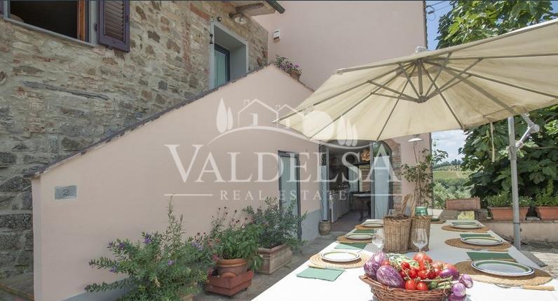 Porzione di casa in vendita a Barberino Val d'Elsa (FI)