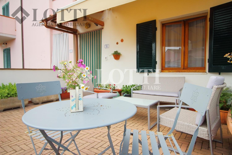 Terraced house for sale in Cascine, Buti (PI)