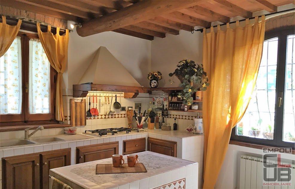 Townhouses for rent in Montespertoli (FI)