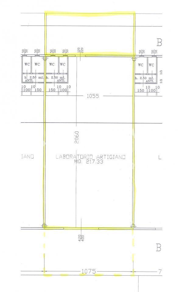 Capannone industriale in vendita, rif. 344-B