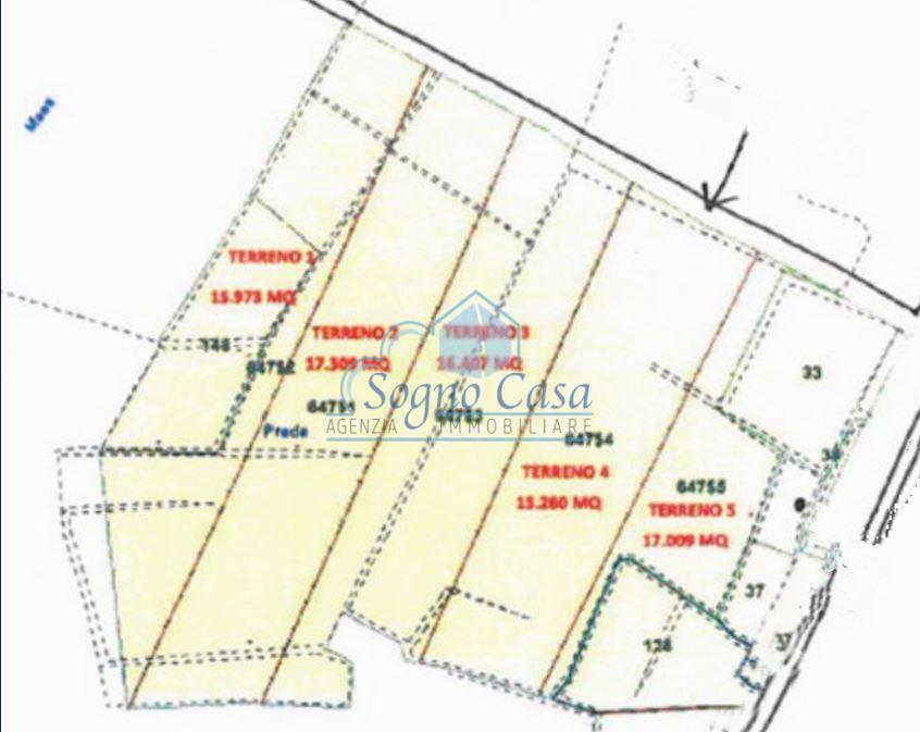 Terreno agricolo in vendita, rif. 106679