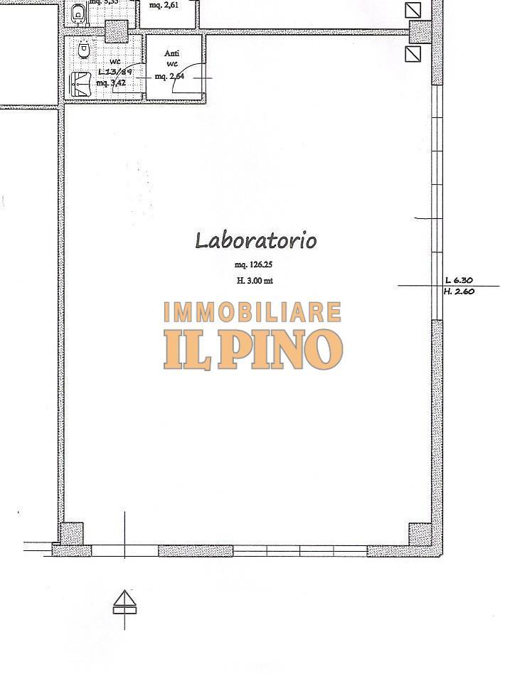 Negozio / Locale in vendita a Vicopisano, 1 locali, prezzo € 252.000 | PortaleAgenzieImmobiliari.it