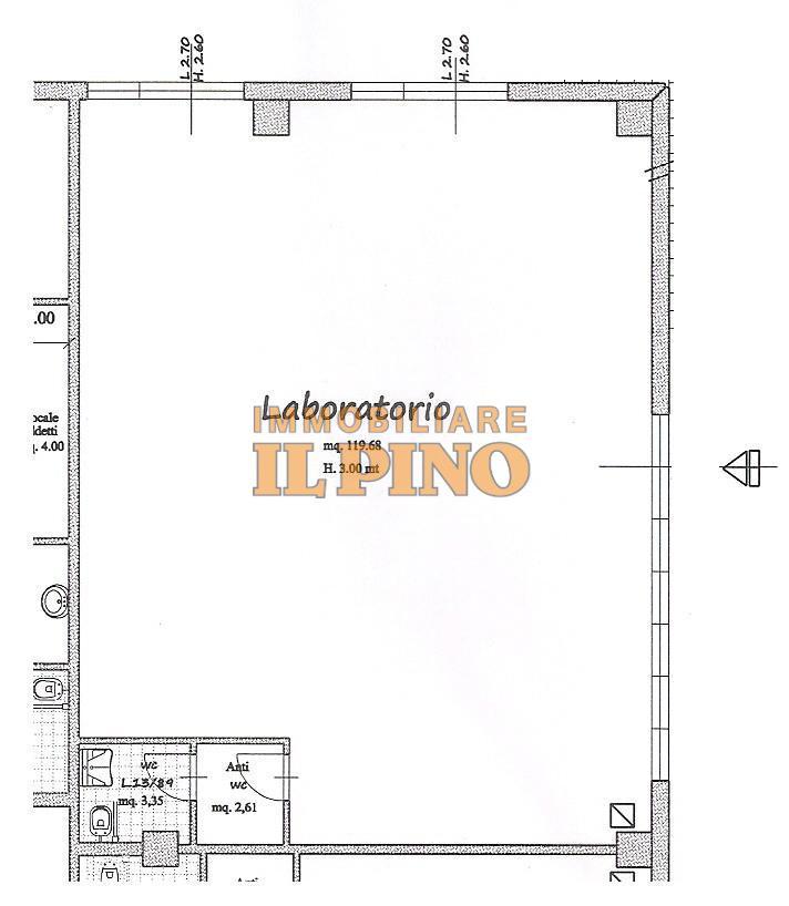 Negozio / Locale in vendita a Vicopisano, 1 locali, prezzo € 228.000 | PortaleAgenzieImmobiliari.it
