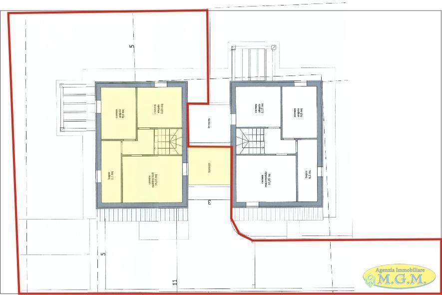 Mgmnet.it: Villetta bifamiliare in vendita a Bientina