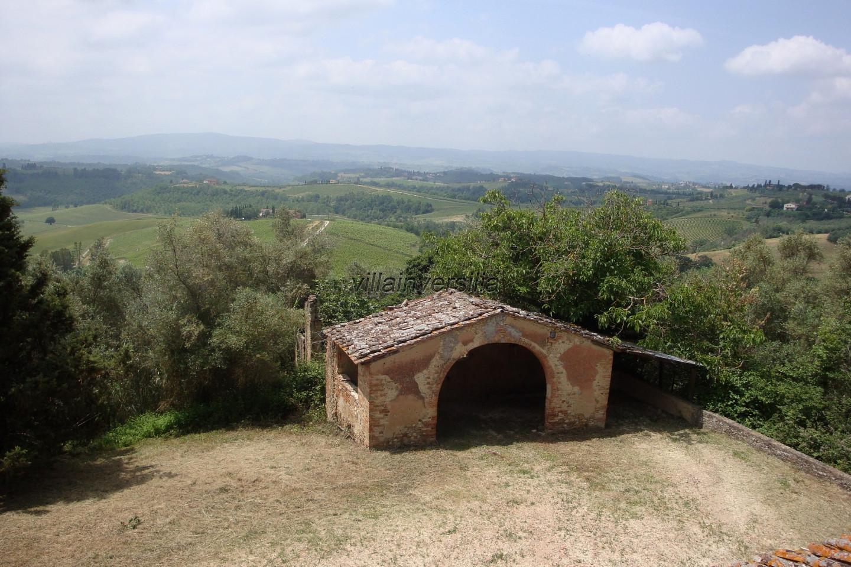 Foto 8/10 per rif. V362019 Certaldo borgo in Chiant