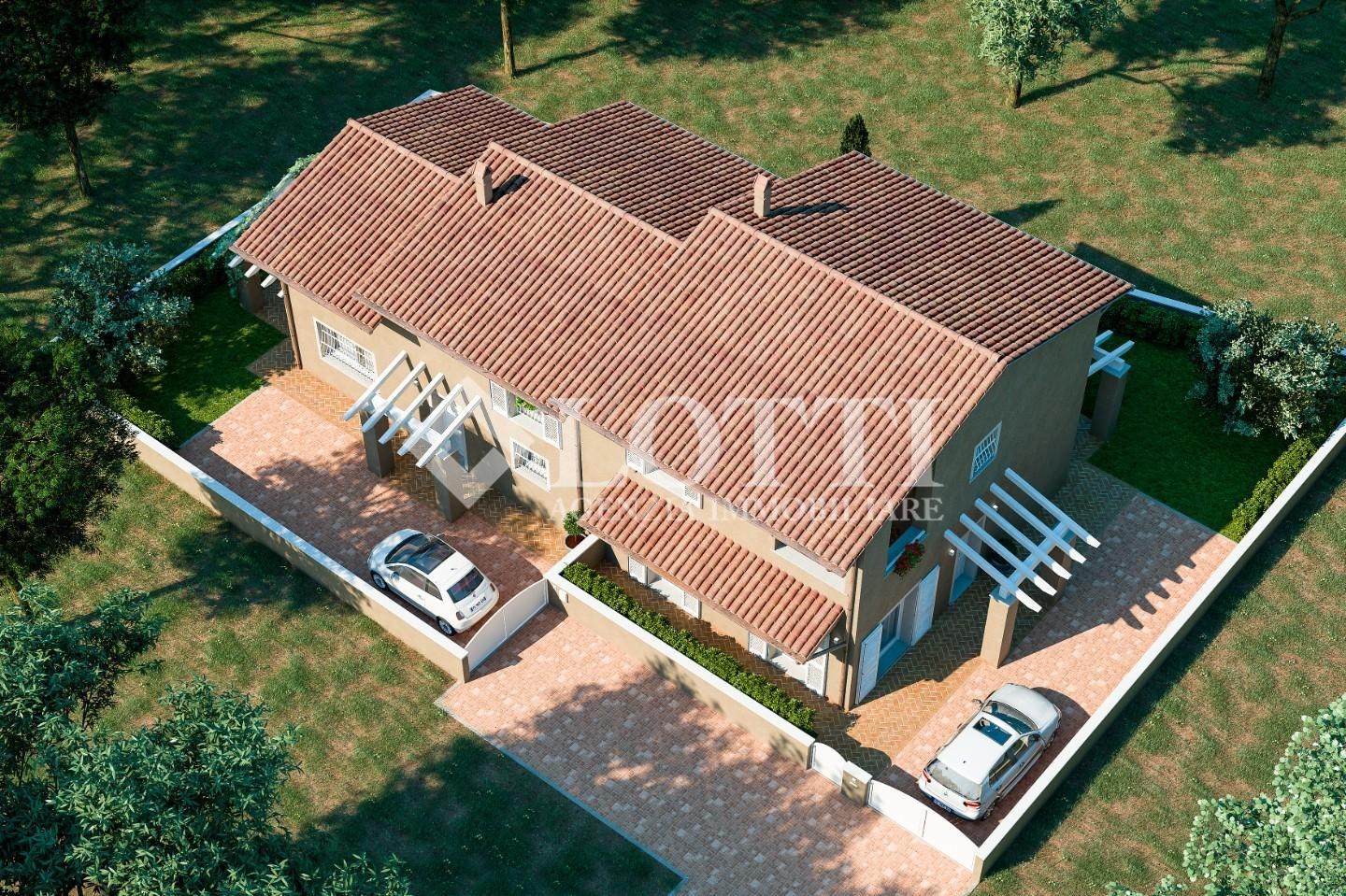 Semi-detached house for sale, ref. 634