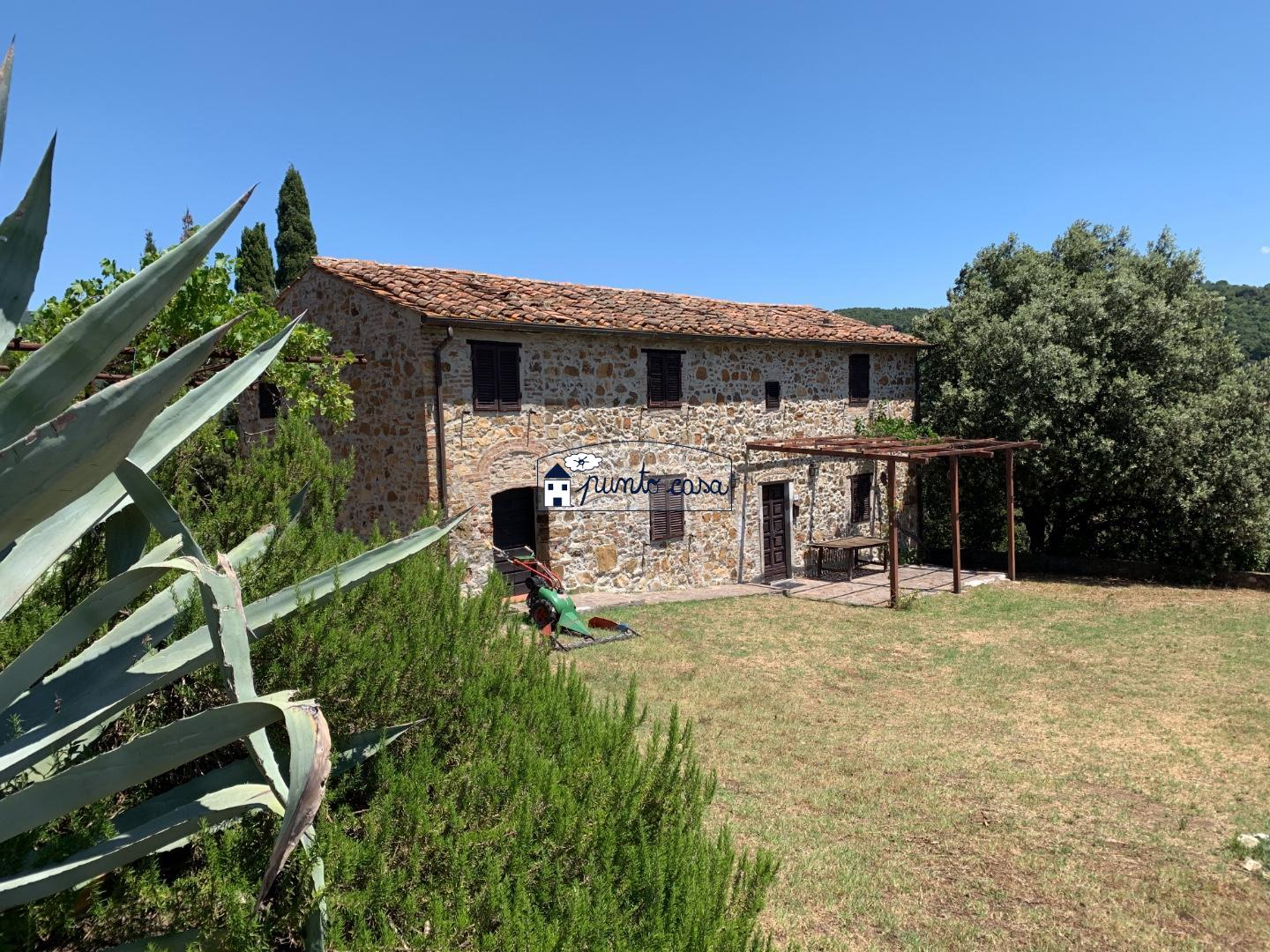 Farmhouse in Riparbella