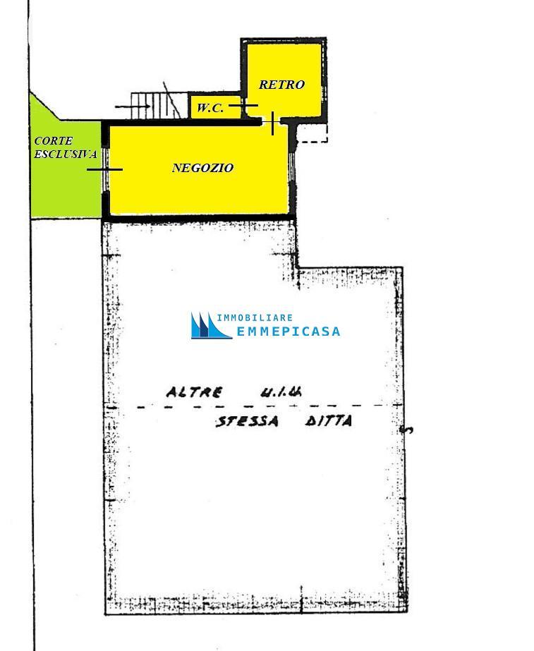 Negozio / Locale in vendita a Montignoso, 2 locali, prezzo € 85.000 | PortaleAgenzieImmobiliari.it