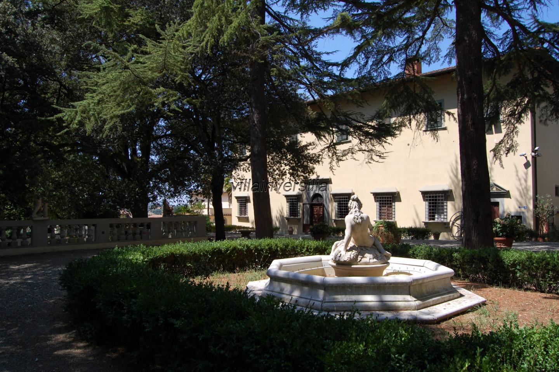 Foto 2/8 per rif. V552019 villa storica Chianti