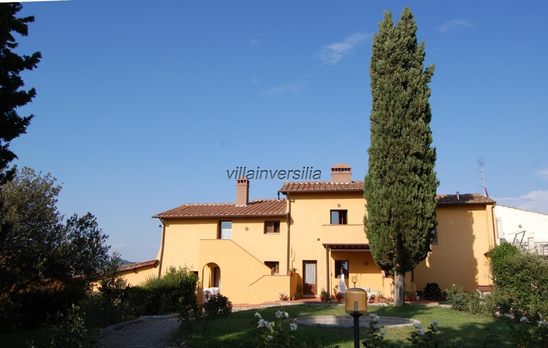 Foto 7/8 per rif. V552019 villa storica Chianti