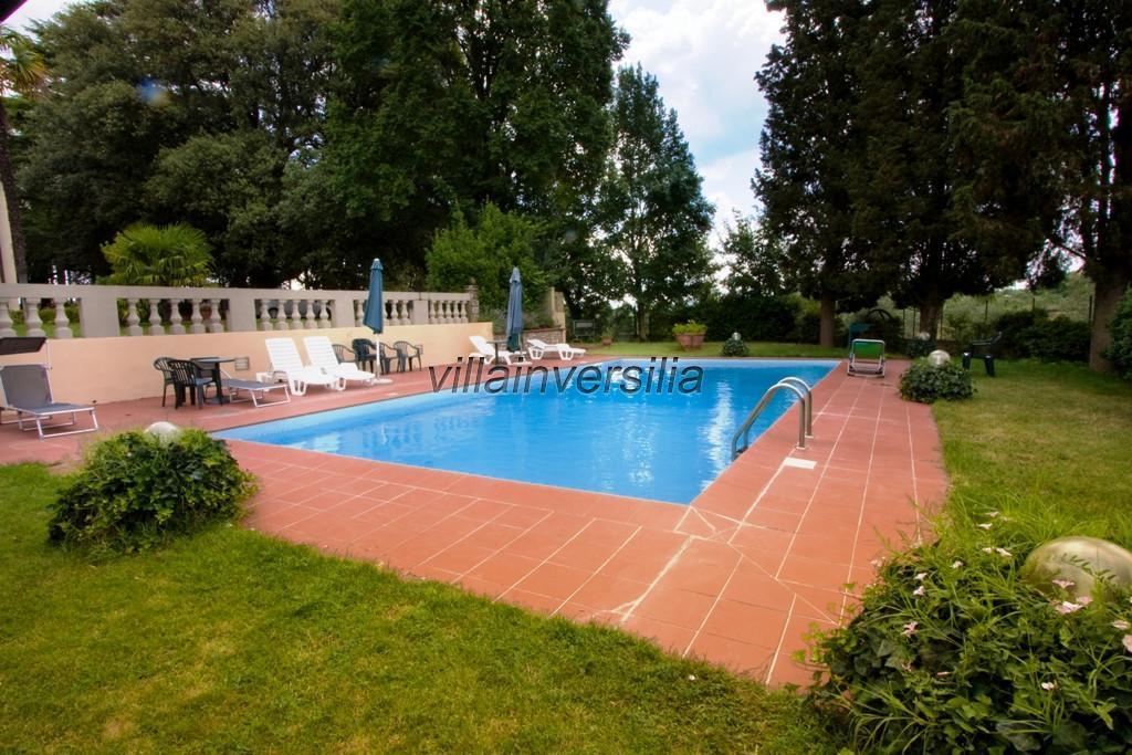 Foto 6/8 per rif. V552019 villa storica Chianti